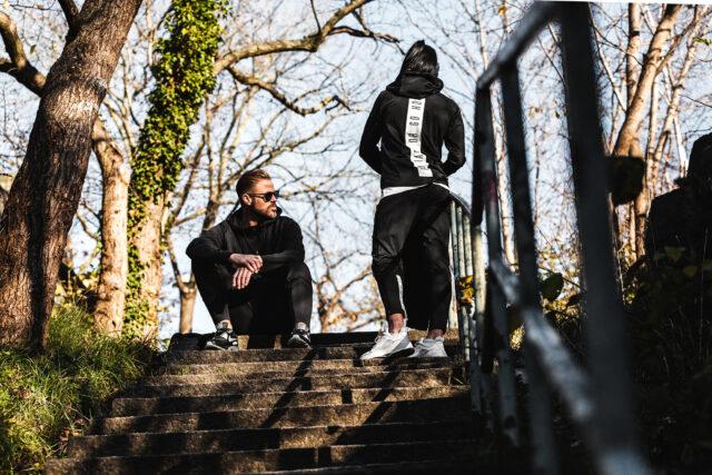 GHOGH Hoodie & Jogger Hero
