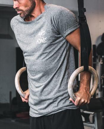 GHOGH T-Shirt Grå