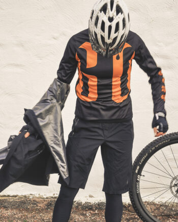GHOGH GO long sleeve MTB jersey - tjej