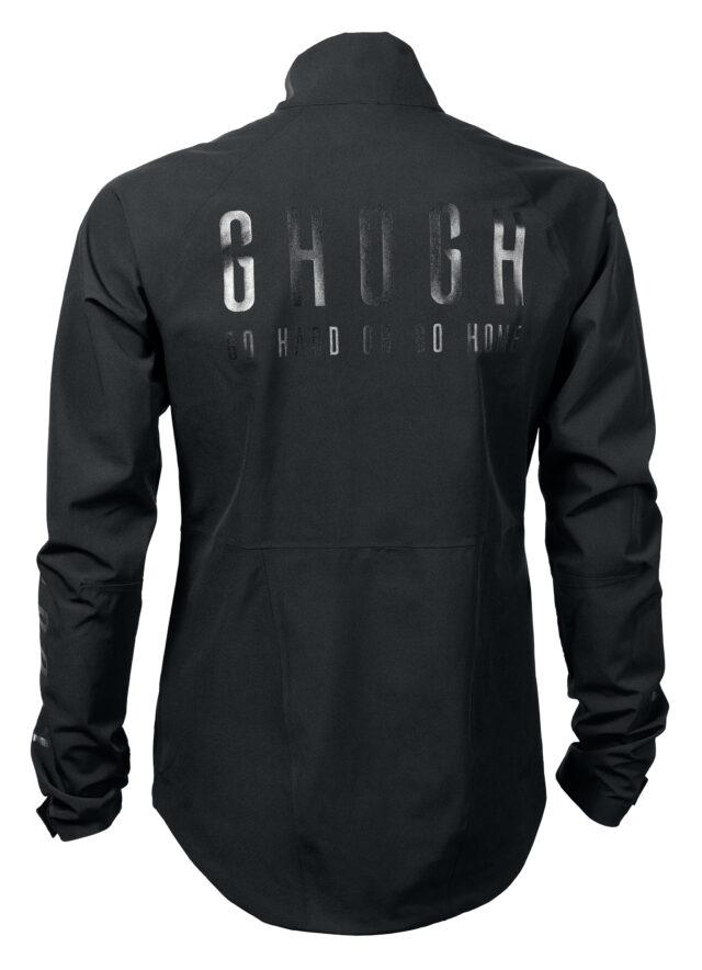 GHOGH MTB Wear multifunctional Jacket unisex back