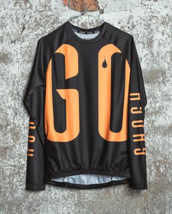 GHOGH GO Long sleeve MTB jersey