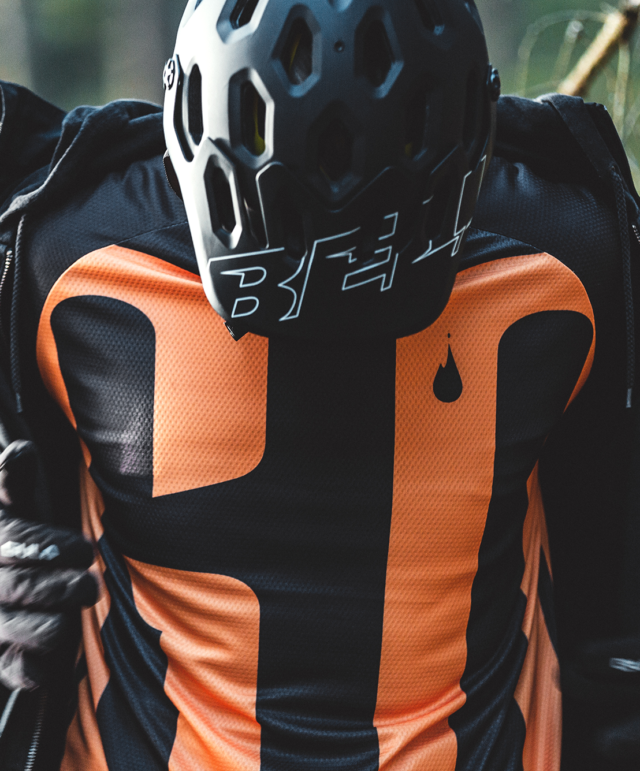 GHOGH GO Long Sleeve MTB Jersey