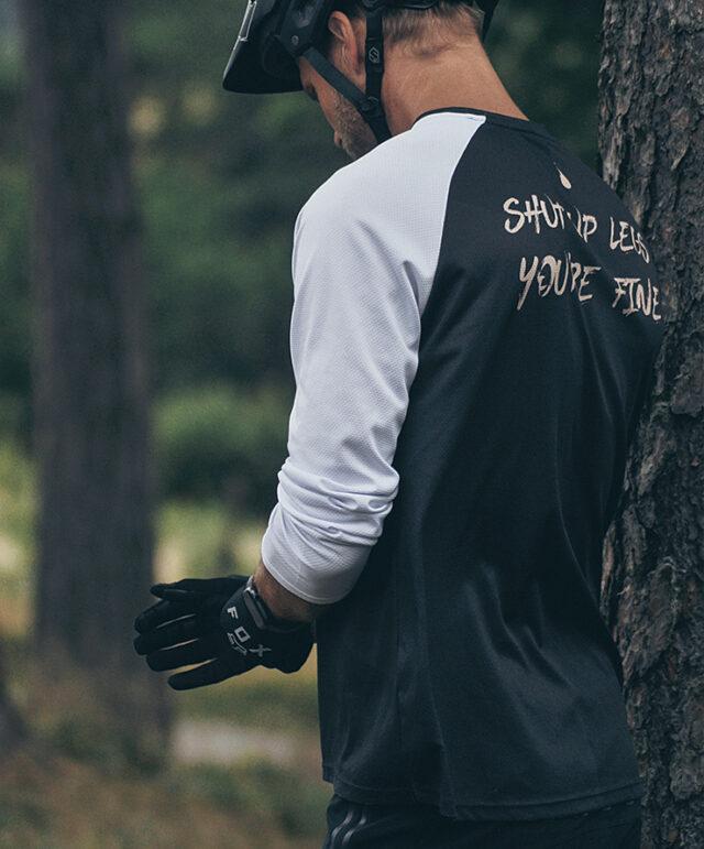 GHOGH_Shut-up_longt_sleeve_DH_Enduro_XC_Unisex_man_back