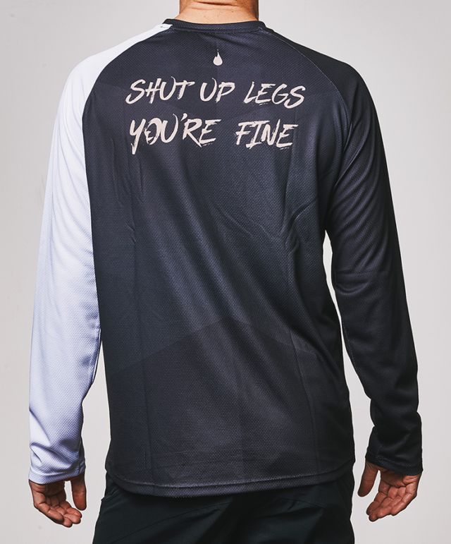GHOGH_Shut_up_Long_sleeve_men_Back_DH_XC_MTB