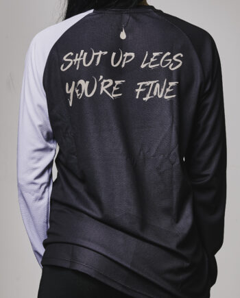 GHOGH Shut up Long sleeve tjej DH XC MTB