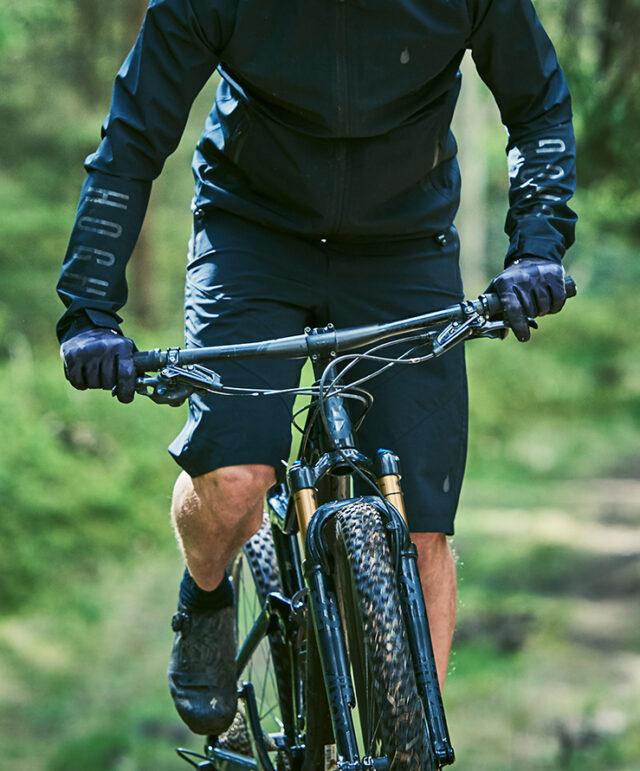 GHOGH Unisex vattenavstötande MTB Shorts man